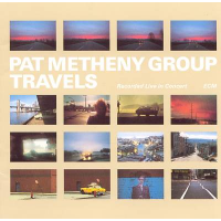 Album Travels by Pat Metheny