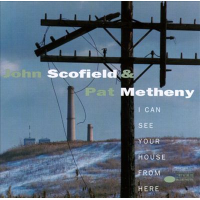 Album I Can See Your House from Here  by Pat Metheny