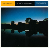 Album A Map Of The World by Pat Metheny