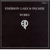 Emerson, Lake & Palmer: Works - Volume 1