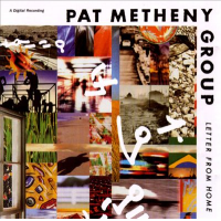 Album Letter from Home  by Pat Metheny