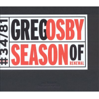 Album Season Of Renewal by Greg Osby