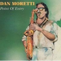 Album Point Of Entry by Dan Moretti