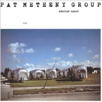 Album American Garage  by Pat Metheny