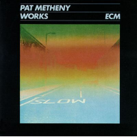 Album Works by Pat Metheny