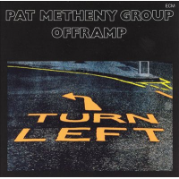 Album Offramp by Pat Metheny