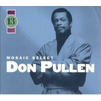 Album Don Pullen: Mosaic Select 13 by Don Pullen