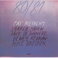Album 80/81 by Pat Metheny