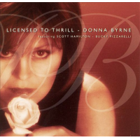 Album Licensed to Thrill by Donna Byrne