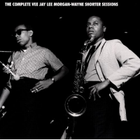 "Read ""The Complete Vee Jay Lee Morgan-Wayne Shorter Sessions"""