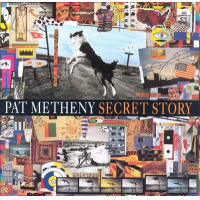 Album Secret Story by Pat Metheny