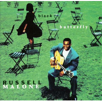 Russell Malone: Black Butterfly