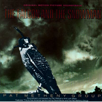 Album The Falcon and the Snowman  by Pat Metheny