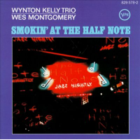 Album Smokin' at the Half Note by Wynton Kelly