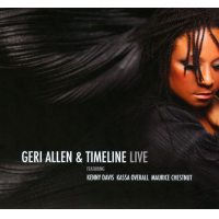 Album Live by Geri Allen
