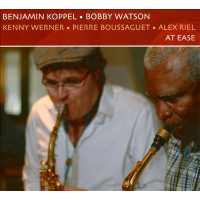 Album At Ease by Bobby Watson