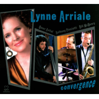 Album Convergence by Lynne Arriale