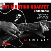 Undeniable by Pat Martino