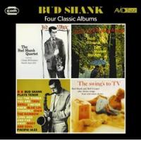 "Read ""Bud Shank: Four Classic Albums"" reviewed by David Rickert"