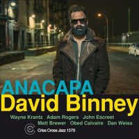 Album Anacapa by David Binney