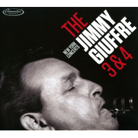 Album Jimmy Giuffre: New York Concerts by Jimmy Giuffre