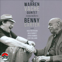 Album Warren Vache Quintet Remembers Benny Carter by Warren Vache