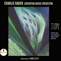 Album Time/Life (Song for the Whales and Other Beings) by Charlie Haden