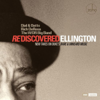 "Read ""Rediscovered Ellington"" reviewed by"