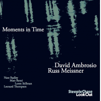Album Moments In Time by David Ambrosio