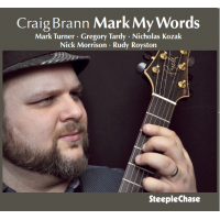 Album Mark My Words by Craig Brann