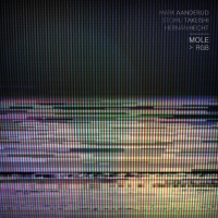 "Mark Aanderud, Hernan Hecht And Stomu Takeishi As Molé Present A New Take On The Piano Trio With Their Highly Evocative ""RGB"" On RareNoiseRecords"