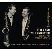 Album Music of the Soprano Masters by Peter and Will Anderson