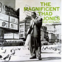 "Read ""The Magnificent Thad Jones – Blue Note 1527"" reviewed by Marc Davis"