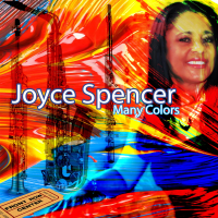 Album Many Colors by Joyce Spencer