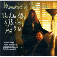 Album Memories of Tomorrow, The Lisa Kelly & JB Scott Quintet by Lisa Kelly