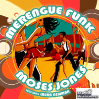 Album Merengue Funk by Moses Jones