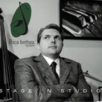 The Mica Bethea Big Band: Stage 'N Studio