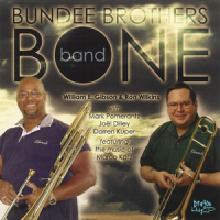 Album Bundee Brothers Bone Band Featuring the Music of Marco Katz by Marco Katz