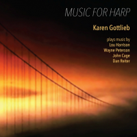 Karen Gottlieb: Music for Harp