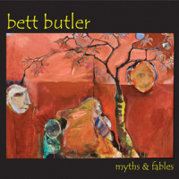 Album Myths & Fables by Bett Butler