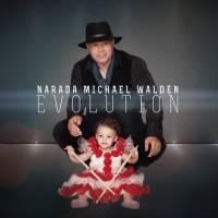 Album Evolution by Narada Michael Walden