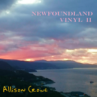 Album Newfoundland Vinyl II by Allison Crowe