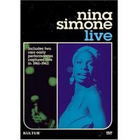 DVD: Nina Simone Live. by Leopoldo F. Fleming