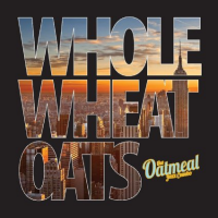 The Oatmeal Jazz Combo: Whole-Wheat Oats