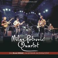 Album Live @ Nišville Jazz festival 2014 by Milan Petrovic