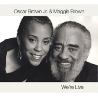We're Live by Oscar Brown Jr.