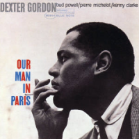 "Read ""Dexter Gordon: Our Man in Paris – 1963"""