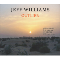 Album Outlier by Jeff Williams