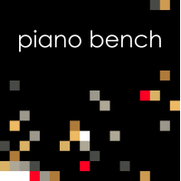 Piano Bench by Alexander Baboian