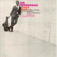 "Read ""Joe Henderson: Page One – 1963"""
